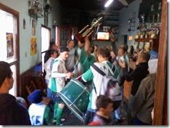 Festejos en el Club S.y D. Asencio