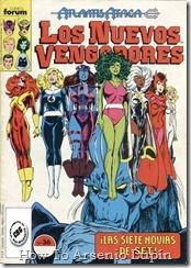 P00036 - Los Nuevos Vengadores #36