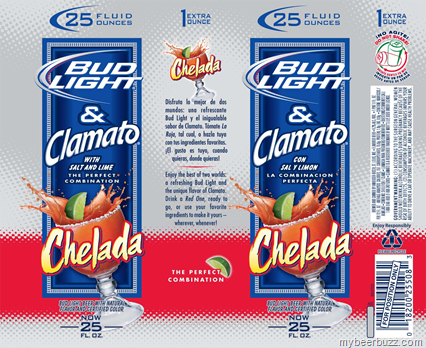 Bud Light U0026 Budweiser Clamato Chelada 25oz Cans   Mybeerbuzz.com   Bringing  Good Beers U0026 Good People Together.