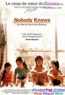 Không Ai Biết - Nobody Knows - Dare mo shiranai Tập HD 1080p Full