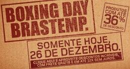 Boxing Day Brastemp: Produtos com até 36% de desconto