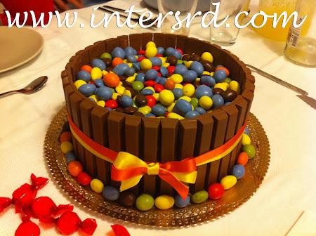 O verdadeiro bolo de chocolate