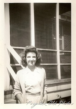 Miss Nuss second LT nurse Green Bay Wisc ML Photos
