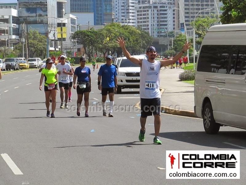12 maratones en 12 meses panama 2013