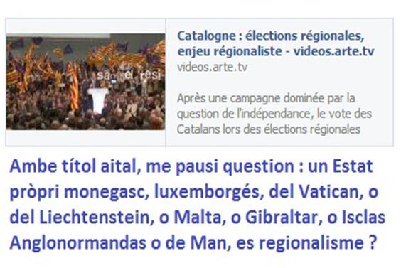 arteTV Eleccions Catalonha