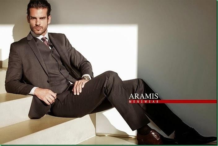 Junior Ferreira for Aramis S/S 13.14 Campaign