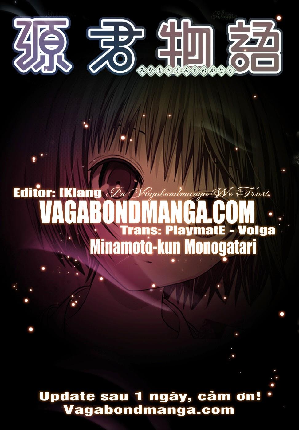 Minamoto-kun Monogatari Chap 86