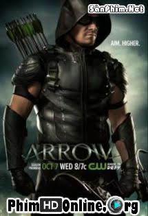 Mũi Tên Xanh: Phần 4 - Arrow: Season 4