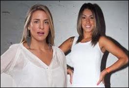 Joana Machado e Dani Bolina