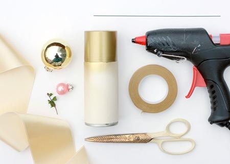 Semplicemente Perfetto DIY bouquet natalizio 01