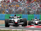HD Wallpapers 2003 Formula 1 Grand Prix of France