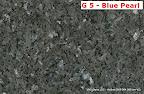 G5 - Blue Pearl (Xanh xà cừ)