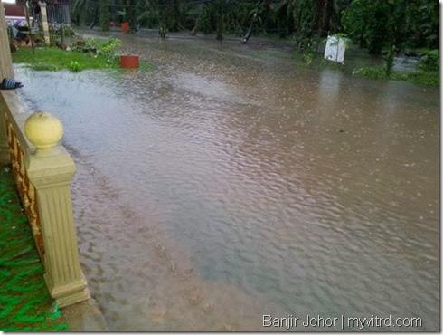 Banjir JOhor 0
