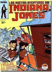 P00022 - Indiana Jones nº22 .howtoarsenio.blogspot.com