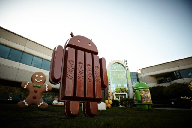 Android Kit Kat 640x426