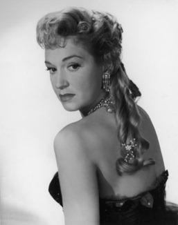 American mezzo-soprano Risë Stevens (1913 - 2013)