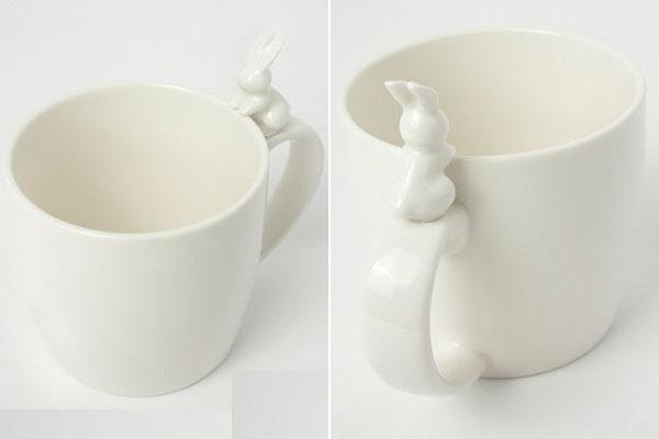 Caneca-Cerâmica-Coelhinho-Branco