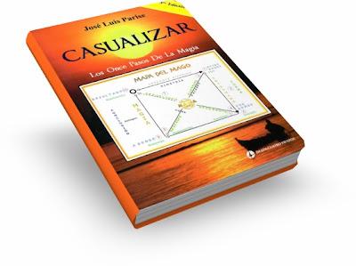 CASUALIZAR, José Luis Parise [ Libro ] – Los once pasos de la magia. Cómo usar las Fuerzas Sutiles que ayudan al hombre en su vida