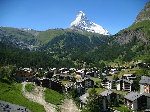 جبال زيرمات