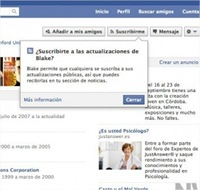 Toda la información acerca de las suscripciones de Facebook