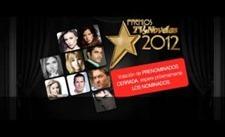 Dan a conocer lista de nominados a Premios TV y Novelas 2012 Colombia
