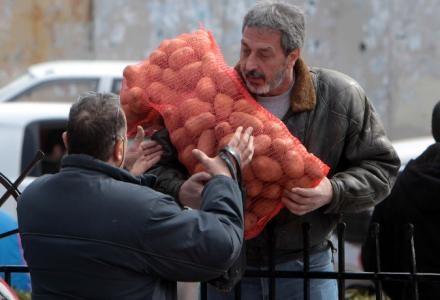 Ξεκινάει η διανομή της πατάτας στην Κεφαλονιά