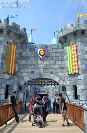 dragon legoland malaysia