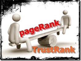 Pagerank vs rustrank