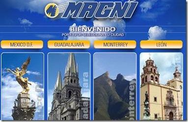 magnichartes aerolinea mesxicana vuelos mexico gdl