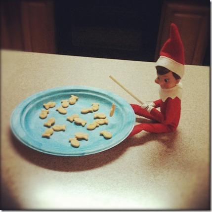 Fishin' Elf