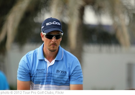 'Henrik Stenson' photo (c) 2012, Tour Pro Golf Clubs - license: http://creativecommons.org/licenses/by/2.0/