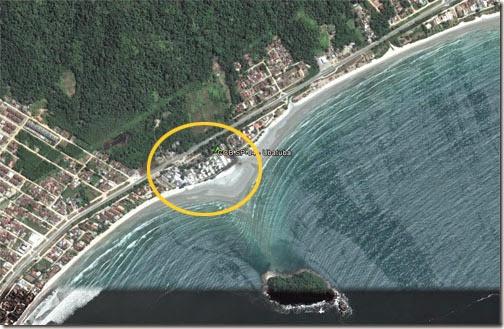 Vista aérea CCBSP-04 - Maranduba