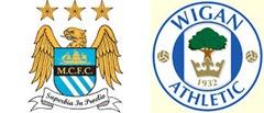 Prediksi Manchester City dengan Wigan Athletic