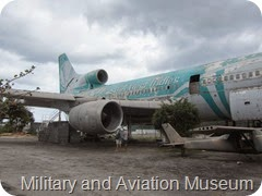 040 Chaguaramas Military History & Aviation Museum