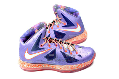 lebron10 allstar 11 web white The Showcase: Nike LeBron X Extraterrestrial (All Star Game)