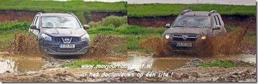 Dacia Duster vs Nissan Quashqai 05