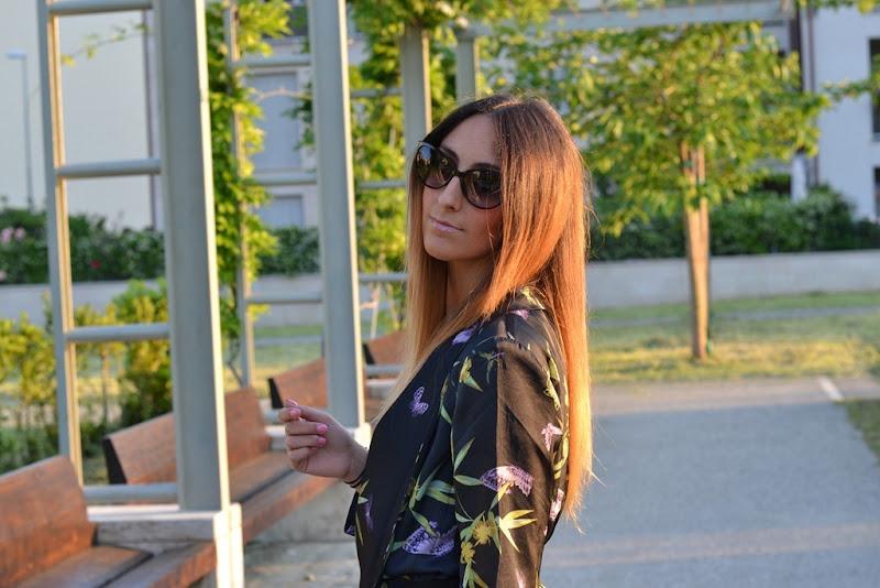 H&M, Rifle, Givenchy, Dior, Topshop, Skull, Pretty Ballerinas, Fashion Blogger, Italian Fashion Bloggers