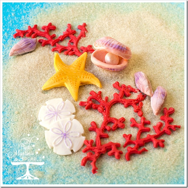 Seashell Fondant 900