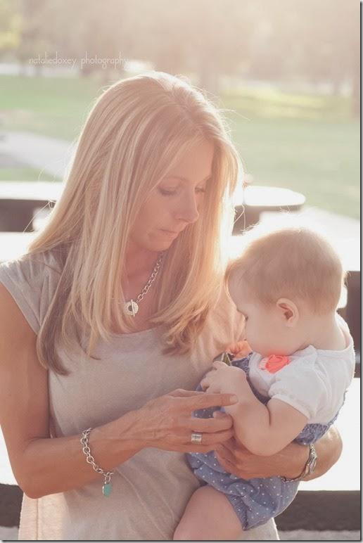 Gwen 8 months Alana and kids 2013 136