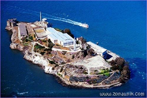 Alcatraz Prison,San Francisco