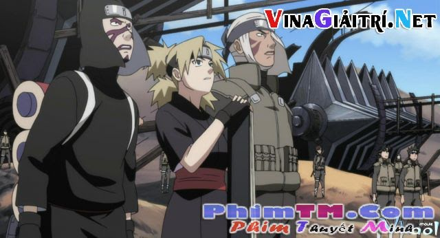 Xem Phim Naruto Ship Puuden Movie 4: The Lost Tower - Gekijouban Naruto Shippuuden: The Lost Tower - phimtm.com - Ảnh 1
