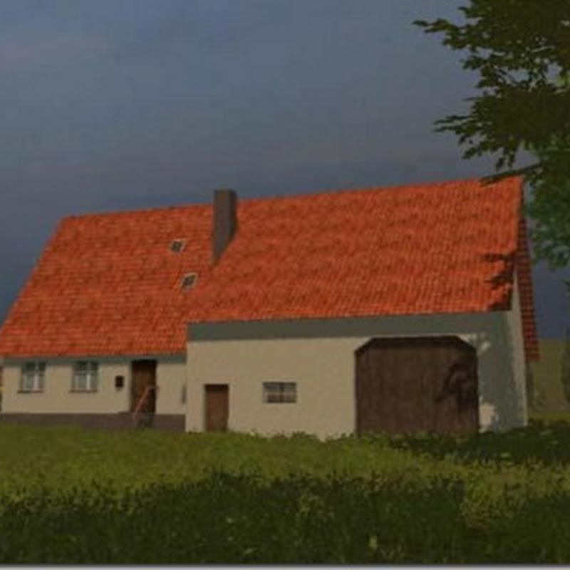 Farming simulator 2013 - Farmhouse v 2.0