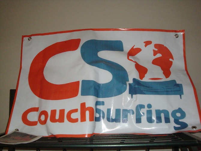 CouchSurfing Alojamiento barato europa