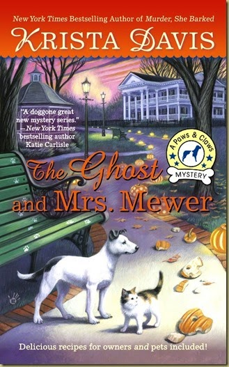 9780425262566 The Ghost and Mrs. Mewer by Krista Davis
