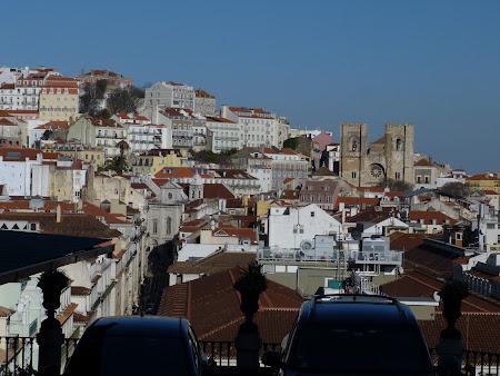 Panorama din Bairo Alto