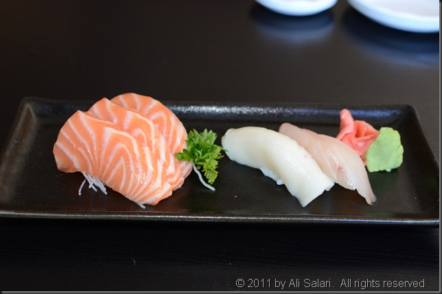 Picture of Sushi and Sashimi