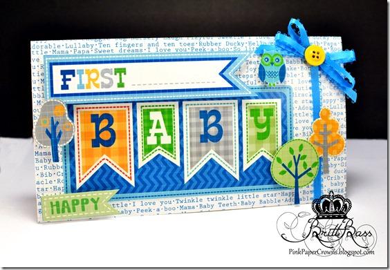 BabyBoyCard