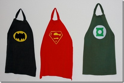Super Hero Capes 003