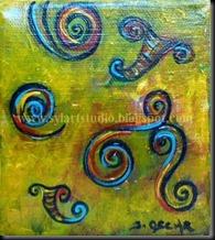Spirale n°4 Syl'Art