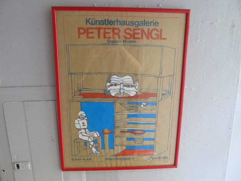 Peter Sengl Poster